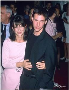 Keanu Reeves & Sandra Bullock | Keanu Reeves | Pinterest ...
