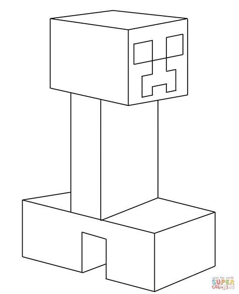 disegni da colorare e stare di minecraft unico disegni da stare e colorare di minecraft