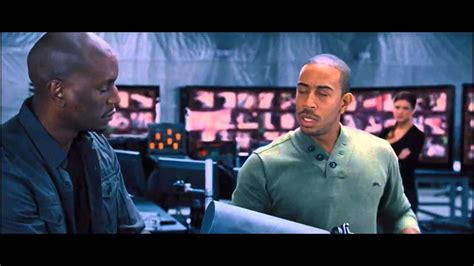 Fast And Furious 6 Funny Scene Roman Pearce And Tej Parker