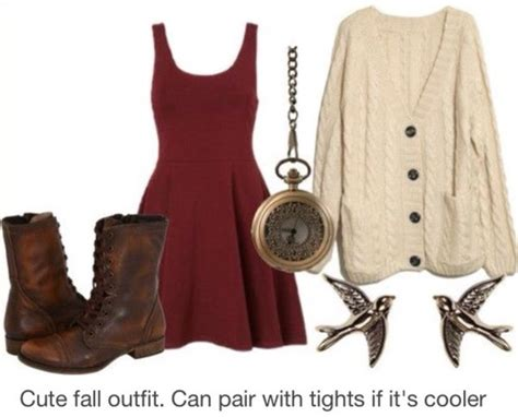 Dress, Fashion, Trendy, Cute, Pretty, Girly, Combat Boots, Burgundy, Oversized Sweater, Cardigan