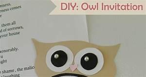 my owl barn diy owl invitation With diy owl wedding invitations