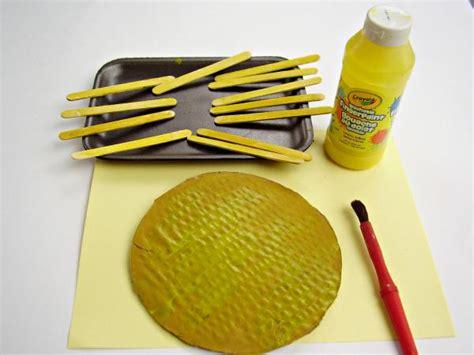 Bright Sun Craft to Make with Preschoolers » Preschool Toolkit