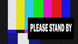 Tv Color Bars Please Stand By | www.pixshark.com - Images ...