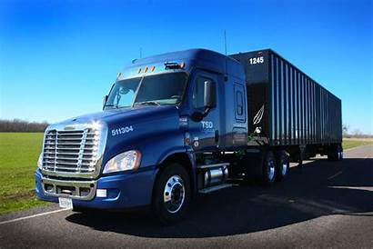 Trailer Truck Logistics Semi Rig Types Cars