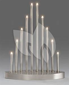 Kleine Led Lampjes : konstsmide kerstkandelaar metaal met 10 led lampjes ~ Markanthonyermac.com Haus und Dekorationen