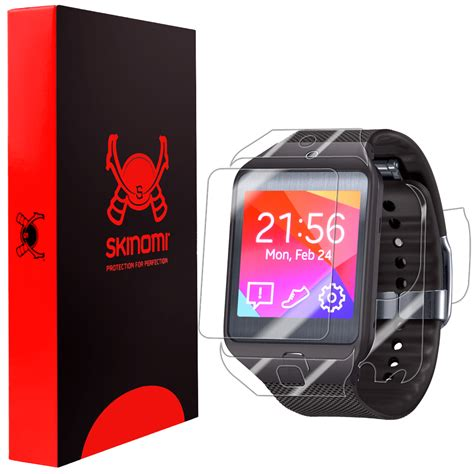skinomi techskin samsung galaxy gear 2 neo skin protector