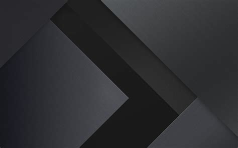 Abstract Black Background Design Hd by Wallpaper Material Design Geometric Stock Black