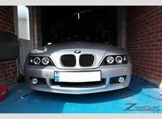 Fitting Sonar Halo BMW Z3 Angel Eyes Headlight Units BMW
