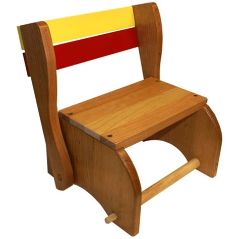 step stools classic solid seat personalized toddler step