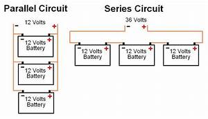 4 12v Battery Parallel Wiring Diagram Led In Series