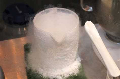 Himalyan Kitchen by Nitrogen Ice Cream In Bangkok When Science Meets The