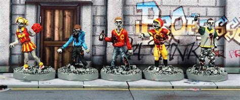 war cold zombies miniatures undead vampifan