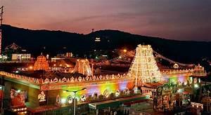 Tirumala Tirupati Balaji Temple | Timings, Poojas & Travel ...