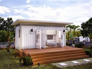 Monaco, -, Granny, Flats, Prefab, Container, Home, -, Modern, -, Brisbane