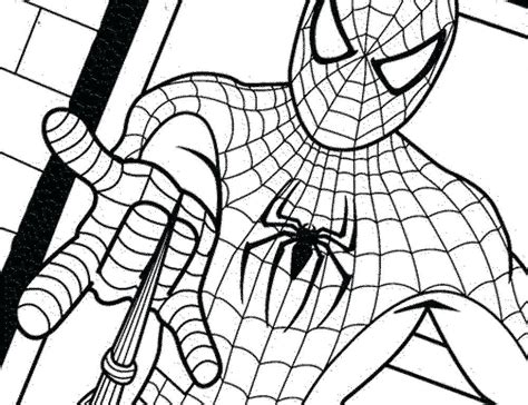 Coloring Pictures Batman Pages Printable Spiderman Lego