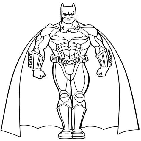 supereroi da stare e colorare disegni di batman da colorare in immagini supereroi da