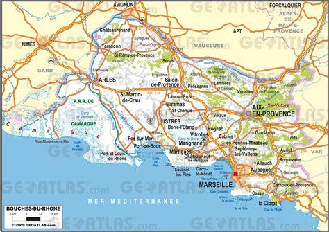 Carte Du Var Avec Toutes Les Villes by Info Carte Des Bouches Du Rhone Avec Villes