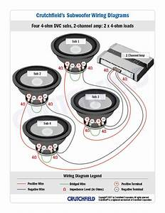 6d78  Wiring Speakers To Amplifier