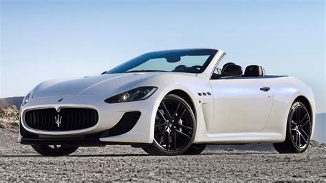 Maserati Grancabrio by Maserati Grancabrio Mc 2013 Wallpapers Hd