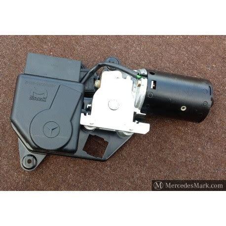 genuine mercedes complete electric tilt slide sunroof drive motor mercedes
