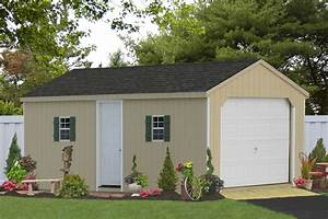 prefab 1 2 3 car garages for sale lancaster pa sheds With amish prefab garage