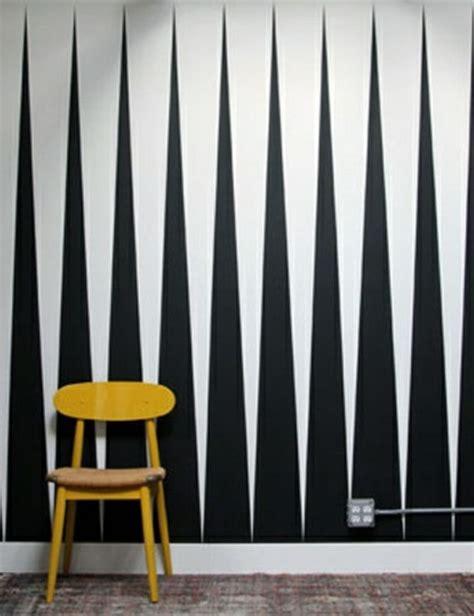 Wandgestaltung Mit Farbe Muster by Wand Streichen Ideen Und Techniken F 252 R Moderne