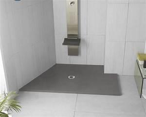 Receveur Sur Mesure : receveur de douche receveur de douche sanitaire ~ Premium-room.com Idées de Décoration