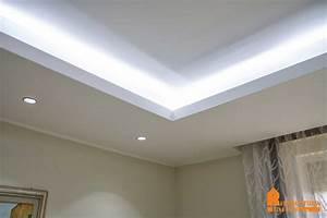 Veletta cartongesso illuminazione ~ idee di design nella vostra casa