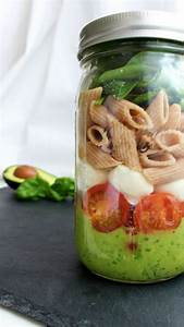 Dressing Für Karottensalat : caprese salat im glas mit avocado dressing perfekt f r ~ Lizthompson.info Haus und Dekorationen