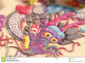 Traditional Chinese Dragon Painting Stock Image - Image ...