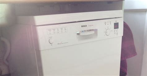 Bosch Exxcel Dishwasher Manual Check Water
