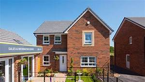 Barratt Homes  The Radleigh Show Home  North Yorkshire
