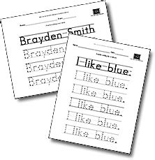 make worksheets free make your own printable handwriting worksheets a to z stuff tools worksheet makers