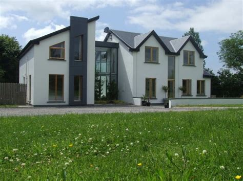 modern extension  dwelling house openplan