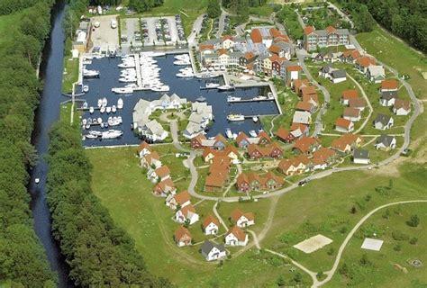 ferienanlage precise resort marina wolfsbruch kleinzerlang