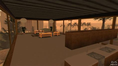Beta Mulholland Safehouse For Gta San Andreas