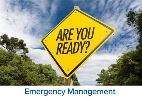 emergency management icon utility services