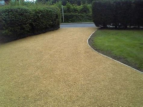 Cheap Driveway - inexpensive driveways tar and chip driveways durable