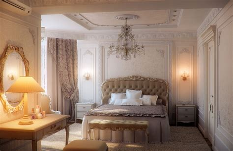 Beautiful Luxury Master Bedroom Interior Design Ideas With