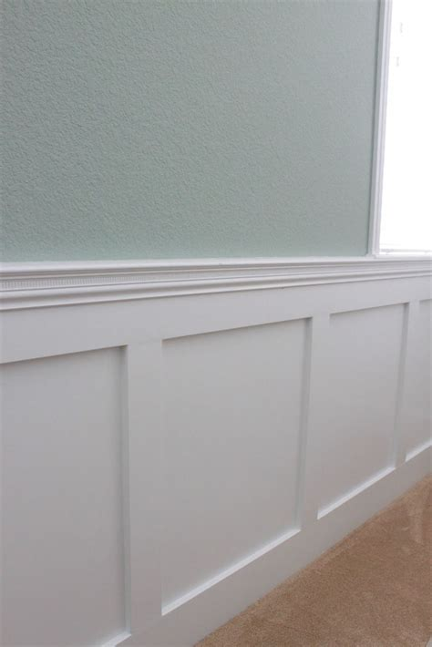 Chair Rail Wainscoting by 1000 Images About Keep Chair Rail Add Detail On