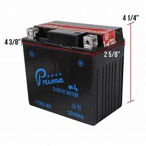 Battery  12v Tx5l