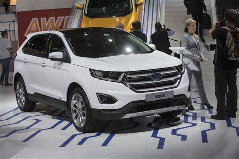 ford neues modell das kostet der neue ford edge neues suv top modell kommt