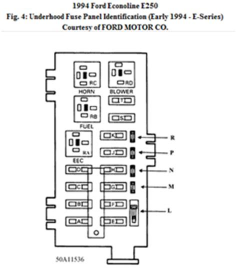 2004 E250 Fuse Box Diagram by 2009 Ford E250 Fuse Diagram