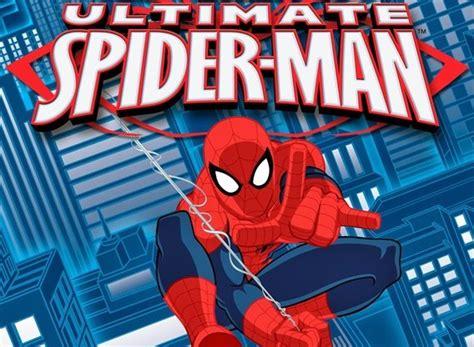 spider ultimate episode tv shows episodes