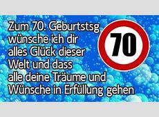 70 Gebutstag Sprüche Bilder und Gratualtion