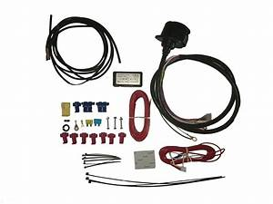 Towbar Wiring Kit 13 Pin C2 Universal Towing Electrics   Pdc Control 955 401 H1