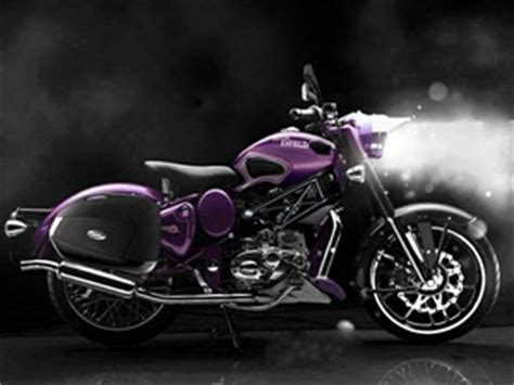 rumor royal enfield  launch cc  cc motorcycles