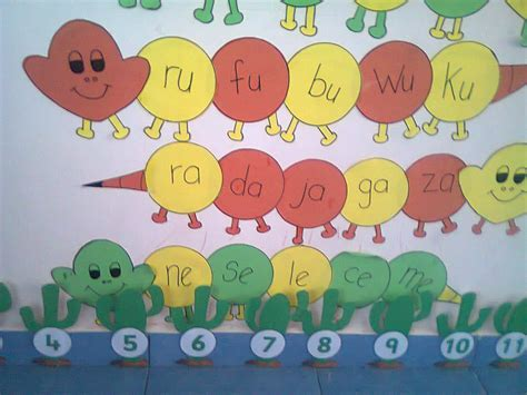 dekorasi kelas taman kanak kanak
