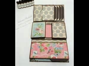 small scrapbook album wallet mini album inspired 1