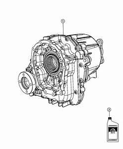 Dodge Charger Lubricant  Transfer Case  Quart  Warner